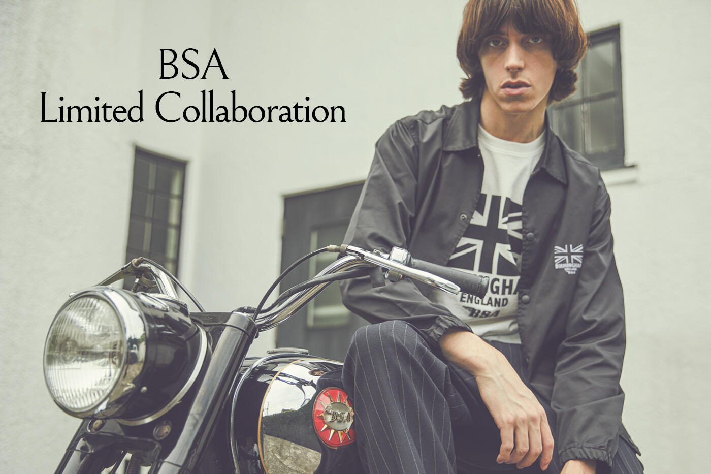 BSA Limited Collaboration