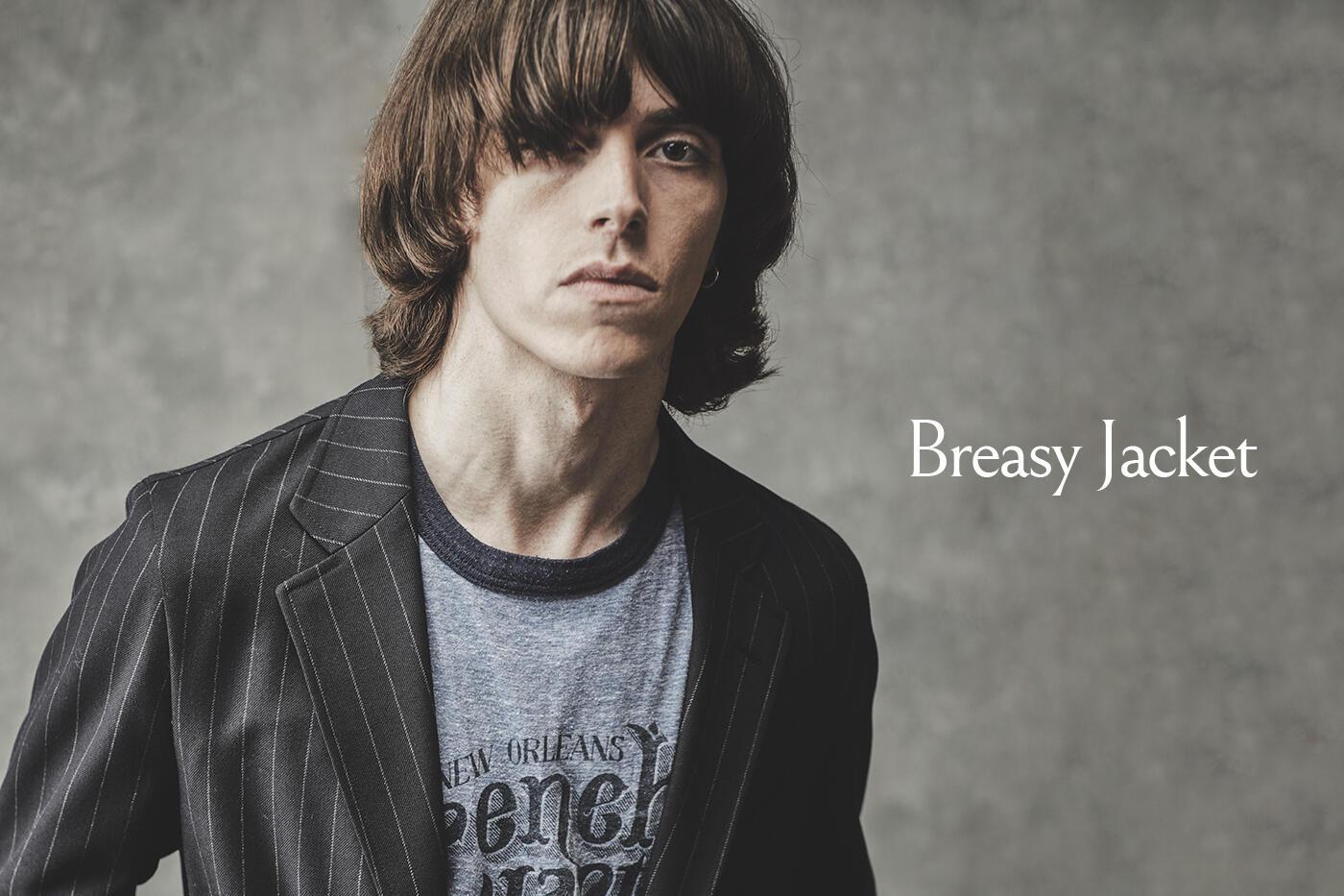 Breasy Jacket